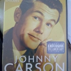 The best of Johnny Carson DVDs NEW